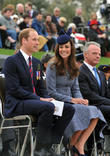 Prince William, Duke of Cambridge, Catherine, Duchess of Cambridge, Kate Middleton, Australian War Memorial