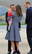 Catherine, Duchess of Cambridge, Kate Middleton, Prince William, Duke of Cambridge and Prince George