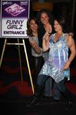 Sandy Sachs, Dana Goldberg and Robin Gan