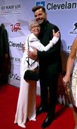 Rita Moreno and Ricky Martin