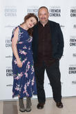 Helena Bonham Carter and Jean-pierre Jeunet
