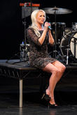 Faye Tozer, The Grove Theatre, Dunstable, Beds