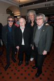 Bill Wyman, Brian May, Roger Daltrey, Sir Peter Blake, Royal Albert Hall