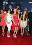 Sean Astin, Trace Adkins, Sarah Drew, Sammi Hanratty, Patricia Heaton, Abbie Cobb and David Hunt
