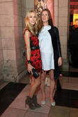 Mary Charteris and Chloe Delevingne