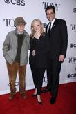 Woody Allen, Susan Stroman and Nick Cordero
