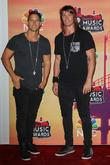 Chris Stafford and Matt Stafford