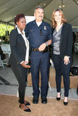 Viola Davis, Lapd Police Chief Charlie Beck and Emily Dechanel