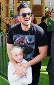 Peter Andre and Princess Andre