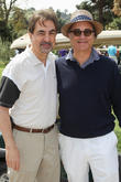 Joe Montegna and Andy Garcia