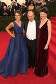 Georgina Bloomberg, Mayor Michael Bloomberg and And Diana Taylor