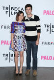 Aubrey Plaza and Blake Lee