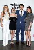 Zoe Levin, Emma Roberts, James Franco and Gia Coppola