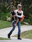 Denise Richards and Eloise Sheen