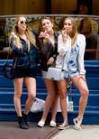 Lindsey Kevitch, Emma Gray, Gaia Matisse