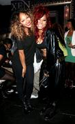 Meagan Good and Lyrica Anderson