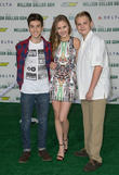 Teo Halm, Ella Wahlestedt and Reese C. Hartwig