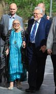 Rolf Harris and Alwen Harris