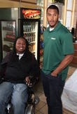 Eric Legrand and Anthony Barr
