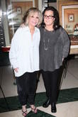 Sheila Nevins and Rosie O'donnell