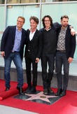 Doug Davidson, Richard Marx, Jason Thompson and Rick Springfield