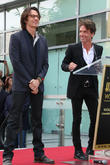 Rick Springfield, Richard Marx, On Hollywood Blvd, Walk Of Fame