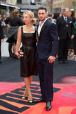 Sam Taylor-Wood, Aaron Taylor-Johnson, Leicester Sqare, Odeon Leicester Square
