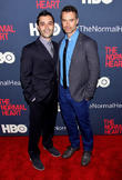 Frankie J. Alvarez and Murray Bartlett