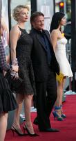Charlize Theron, Sean Penn and Sarah Silverman