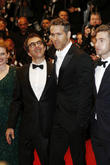 Atom Egoyan and Ryan Reynolds