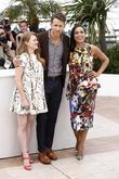 Mireille Enos, Ryan Reynolds, Rosario Dawson, Cannes Film Festival
