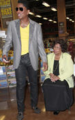 Jermaine Jackson and Katherine Jackson