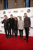 Drew Brown, Ryan Tedder, Eddie Fisher, Brent Kutzle, Zach Filkins and OneRepublic