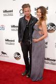 Ryan Tedder, Genevieve Tedder and OneRepublic