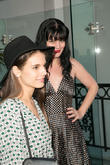 Caitlin Stasey and Pauley Perrette