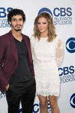 Elyes Gabel and Katherine Mcphee