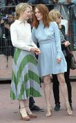 Julianne Moore and Sarah Gadon