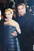 MIA WASIKOWSKA and Robert Pattinson