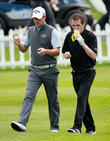 Marc Warren and Ap Mccoy