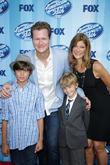 American Idol, Jonathan Mangum and Family