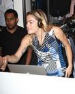 Calvin Klein and DJ Chelsea Leyland