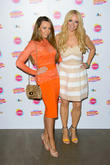 Michelle Heaton and Liz McLarnon