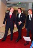 Jeremy Gilley, Jude Law, Prince Albert II of Monaco, Olympia Hall