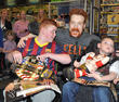 Rooney, Sheamus and Leo Conway