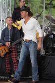 Tim Mcgraw, The Today Show, Rockefeller Plaza