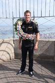 Winner Of 2014 Indianapolis 500 and Ryan Hunter-reay