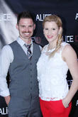 Paul J Porter and Hayley Derryberry