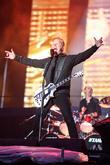 Metallica and James Hetfield