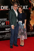 Christopher McQuarrie and wife