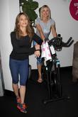Jillian Michaels and Kristen Taekman